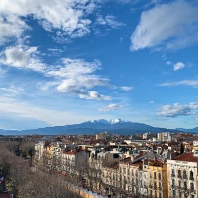 The Canigou - The Eastern Pyrénées