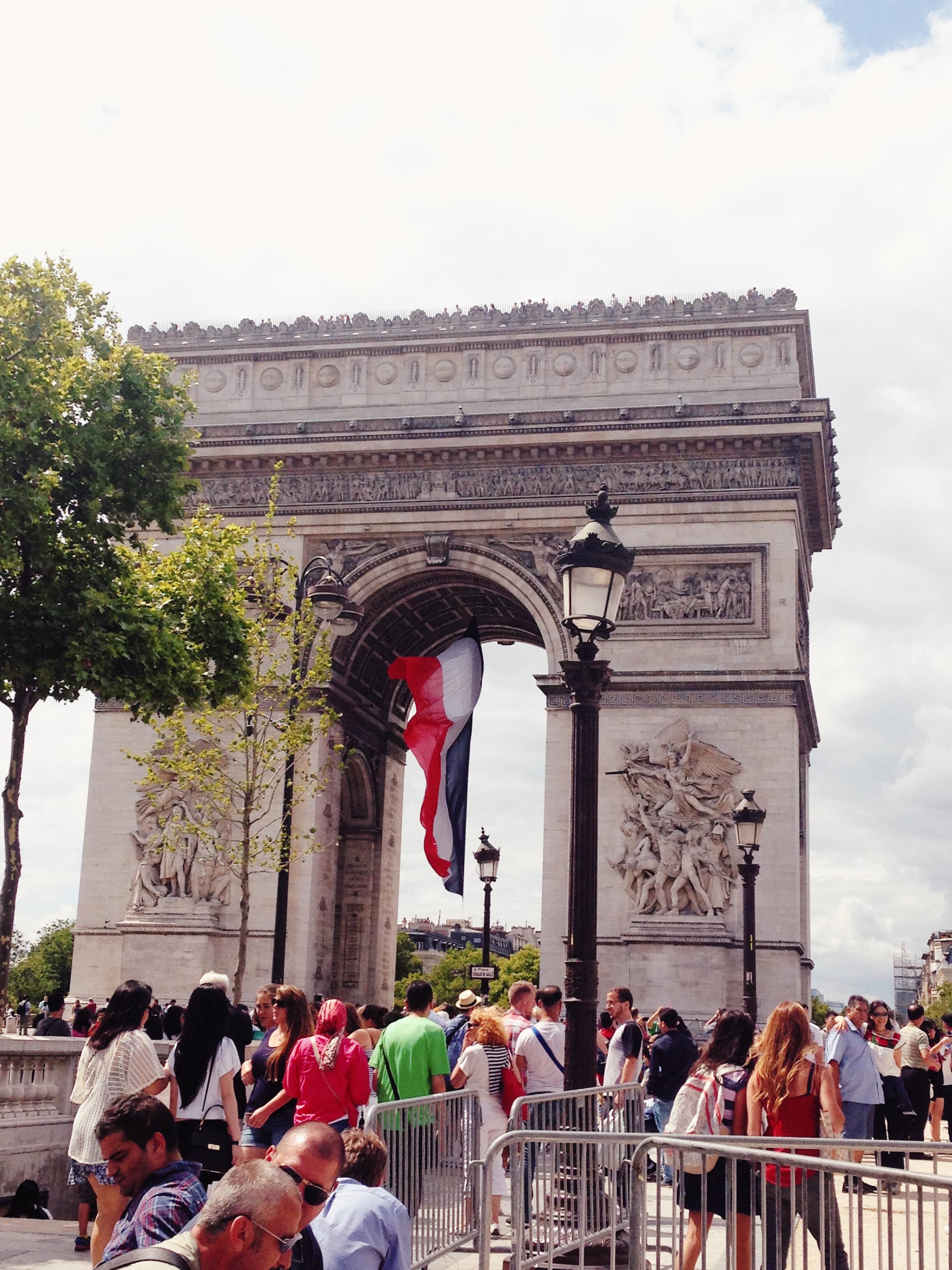 Culture Shock in Paris