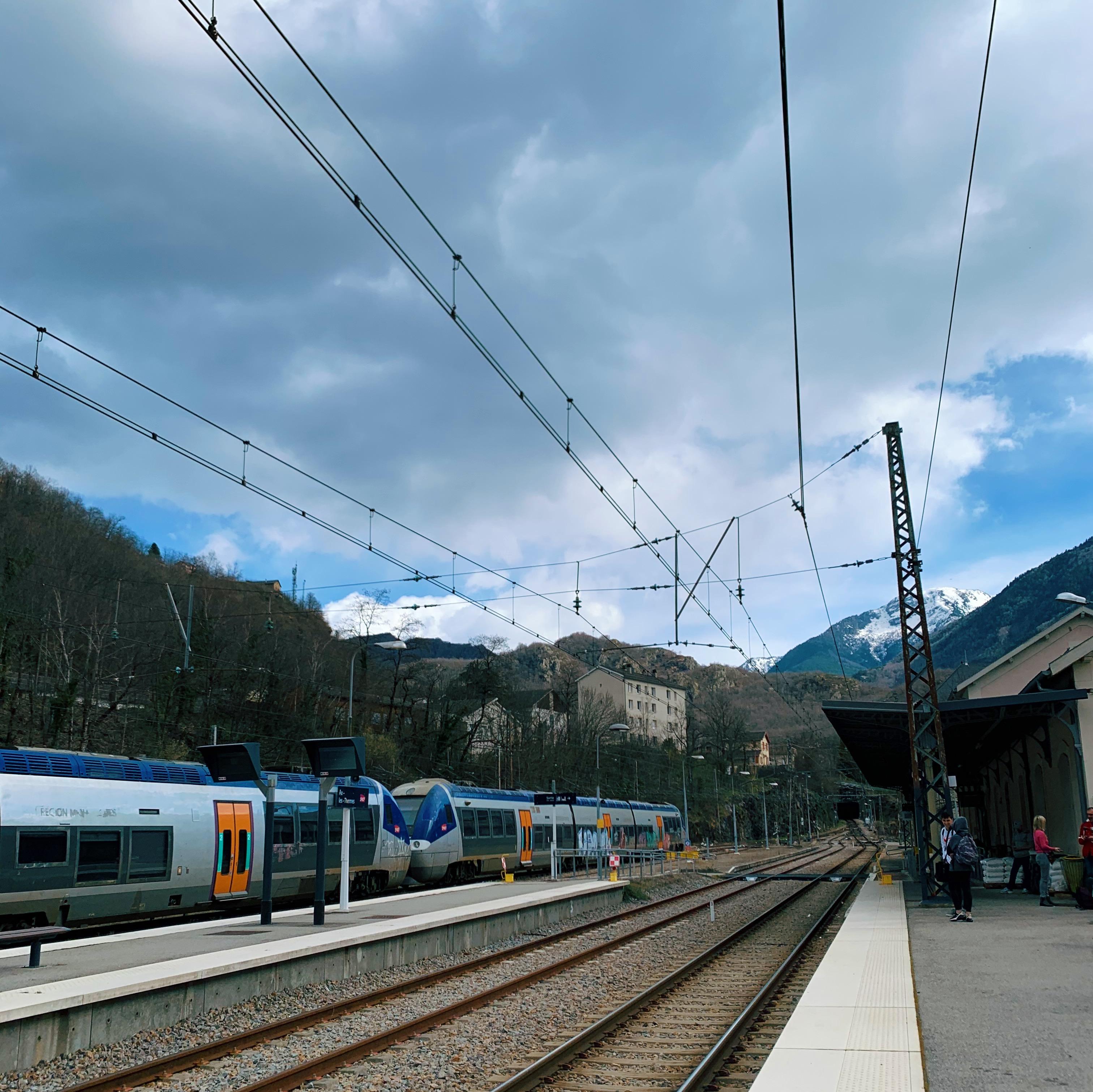 Carless in France