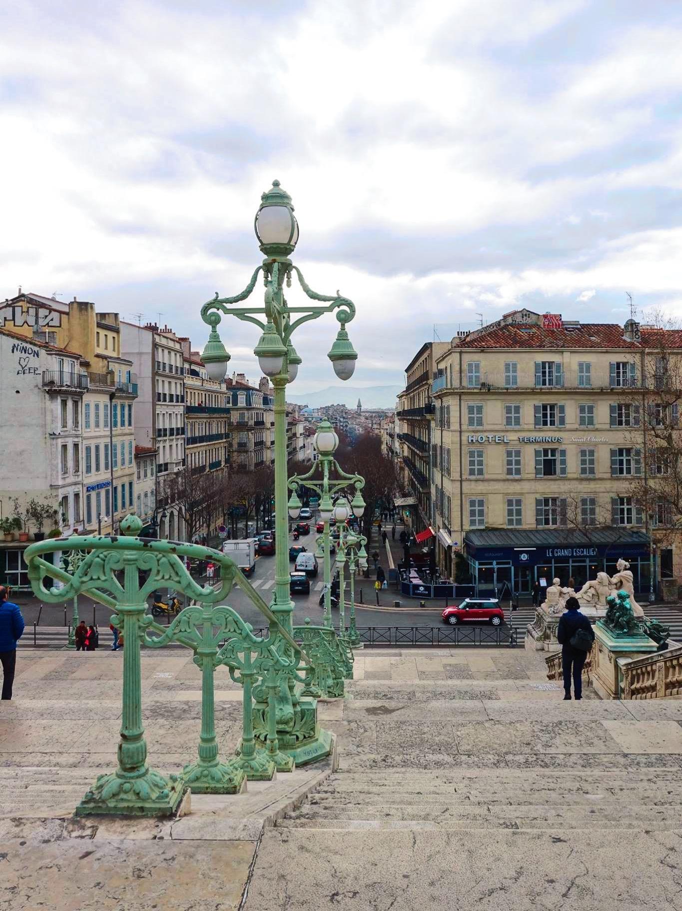 A Weekend in Marseille