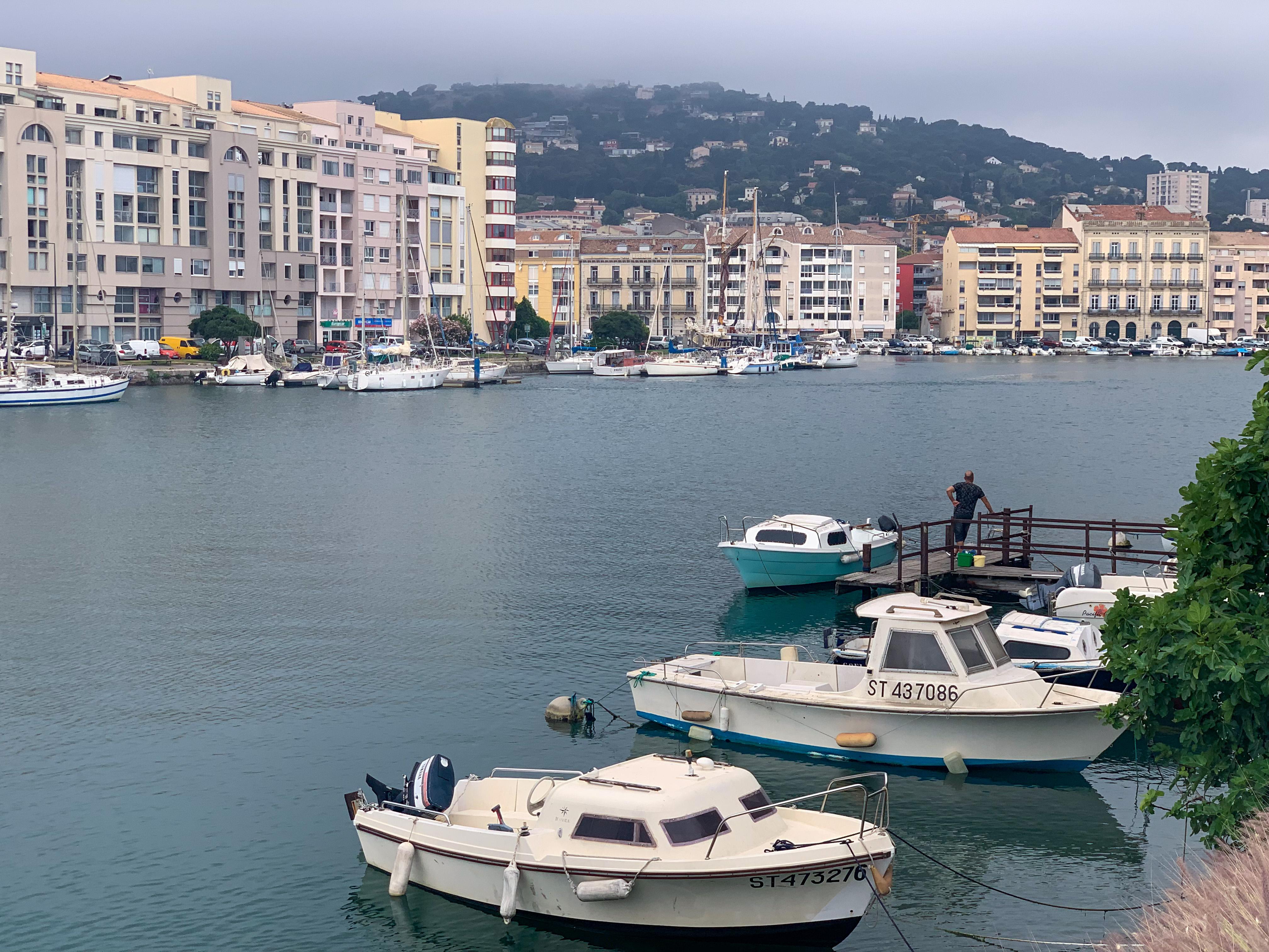 Day Trip to Sète