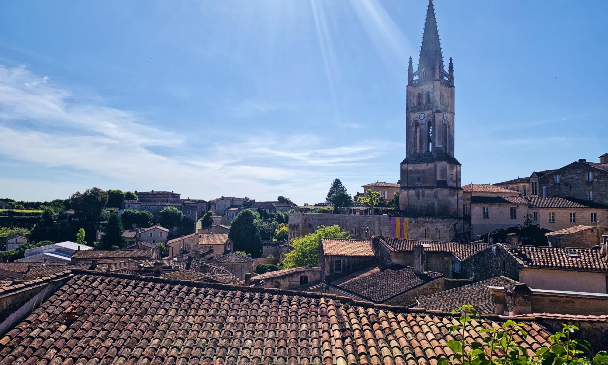 Day Trip to Saint-Émilion